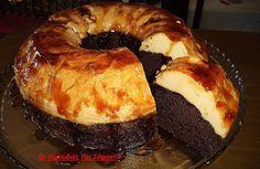 Κέικ CΗOCOFLAN!!! Ένα καταπληκτικό γλυκό!!! ~ ΜΑΓΕΙΡΙΚΗ ΚΑΙ ΣΥΝΤΑΓΕΣ