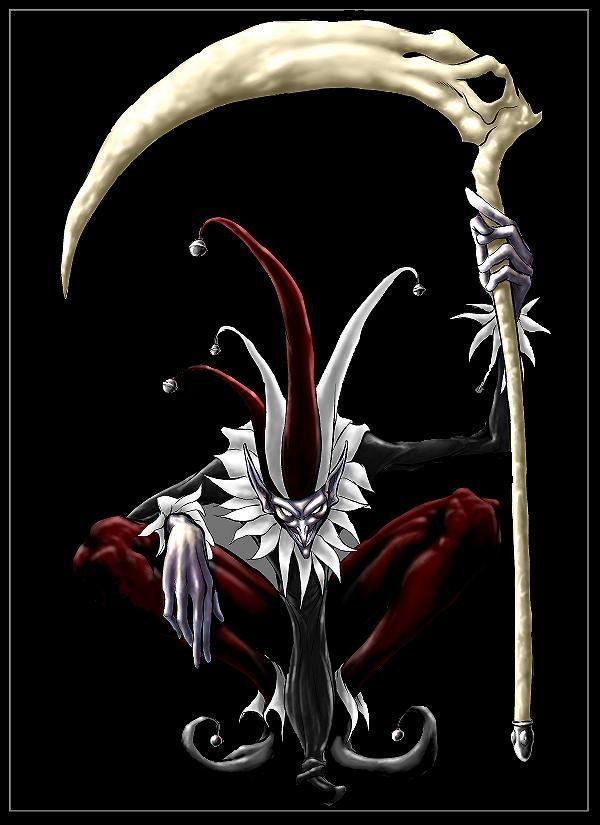 Evil Jester Drawings | wicked jester by firefang1