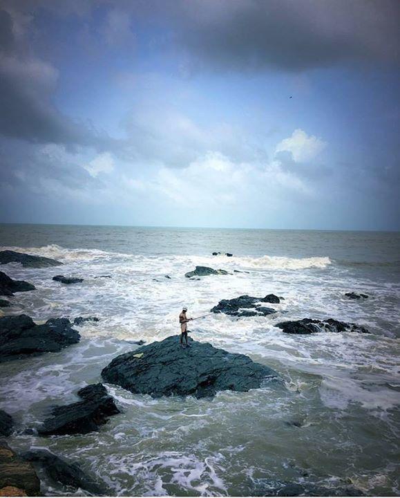 Kovalam beach , TN , India.