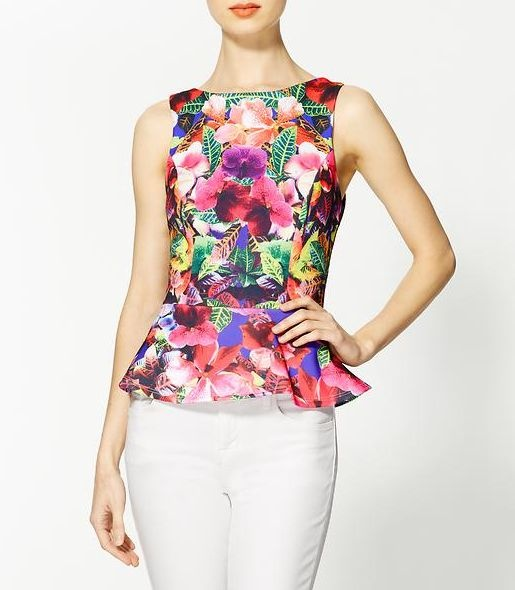 111 best Love the peplum images on Pinterest