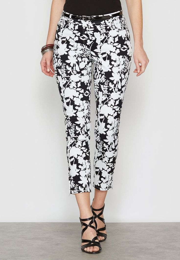 las 25 mejores ideas sobre pantalones capri en pinterest