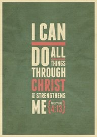 I can do all things...Philippians 413, Philippians 4 13, Inspiration, God, Quotes, Faith, Christ, Bible Verses, Favorite Vers