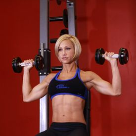 Body Building.com Deltoid workout (Comprehensive)