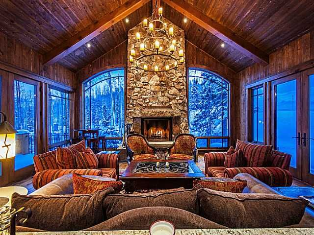 Dream mountain home the colony canyons resort park city utah home sweet home pinterest - Westerse fauteuil ...