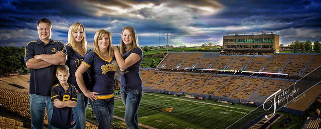 foster-fotography | Families Football family photo, WVU football family picture, WVU fans, photography, family pictures.