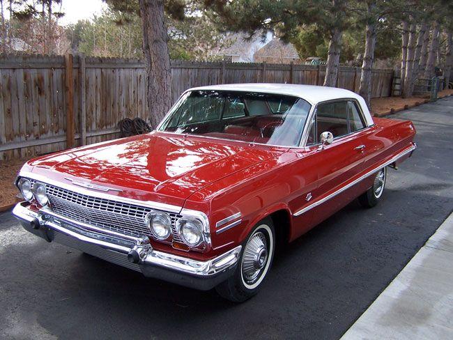 1963 Impala 409