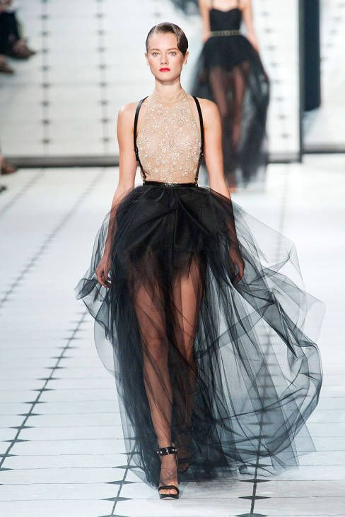 Jason Wu Spring 2013 Ready-to-Wear Runway - Jason Wu Ready-to-Wear Collection - ELLE