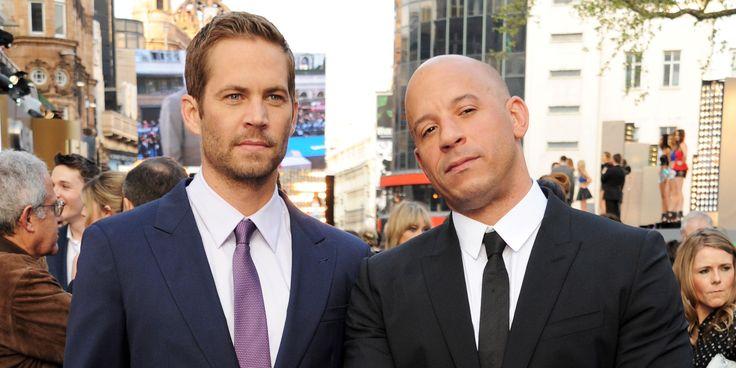 Vin Diesel Speaks Out After Paul Walker's Death: Calls Him A Brother