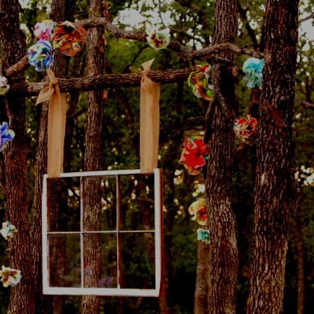 Wedding Altar Frame: Best 25+ Outdoor Wedding Alters Ideas On Pinterest
