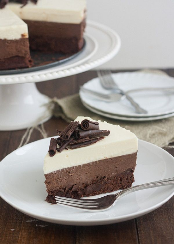 mousse cake irish cream chocolate mousse cake triple chocolate mousse ...
