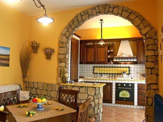 Oltre 25 fantastiche idee su cucina in muratura su for E cucina 24 bologna