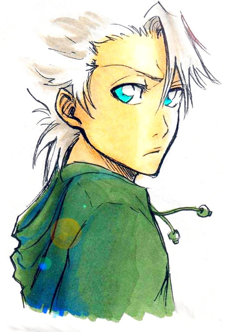 Toshiro - most beautiful eyes in the soul society