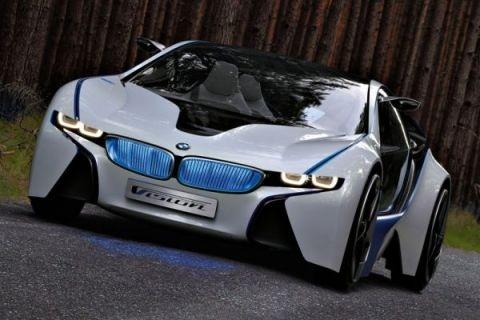 Nieuwe sportauto BMW  @2013