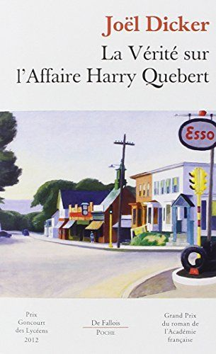 La vérité sur l'affaire Harry Quebert de Joël Dicker http://www.amazon.fr/dp/2877068633/ref=cm_sw_r_pi_dp_.Jcgvb0KNR285
