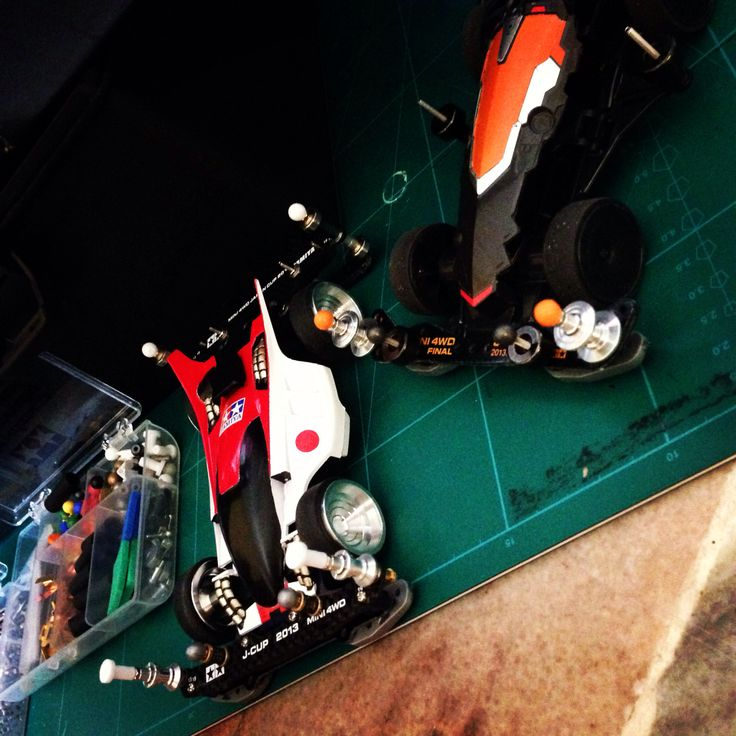 Weekend Activity #tamiya #mini4wd