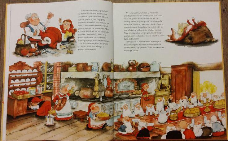 O listă cu cele mai frumoase cărți de Crăciun, numai bune de a fi puse celor mici sub brad sau de citit de sărbători, alături de ei.