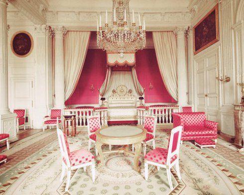 Real princess bedroom