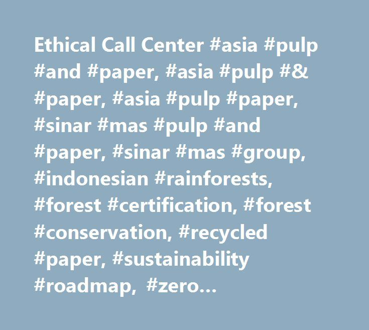 Asian pulp and paper ltd