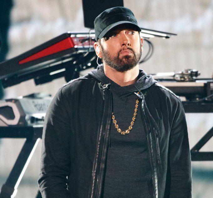 Eminem At The Oscars In 2020 Eminem Rap Eminem Slim Shady Eminem