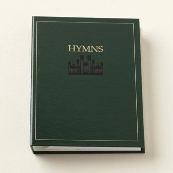 #ReliefSociety #LDS -  LDS Hymn Book - Spiral Bound (1985 Edition) / http://www.mormonproducts.net/lds-hymn-book-spiral-bound-1985-edition/