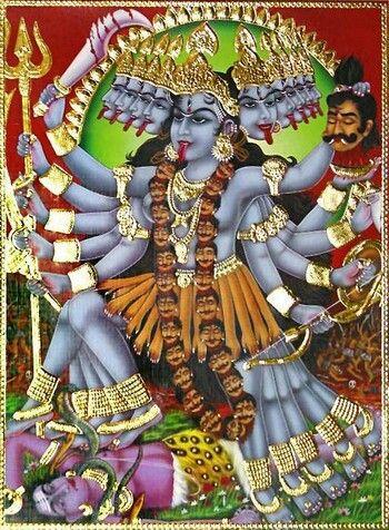 Maha Kali Mata