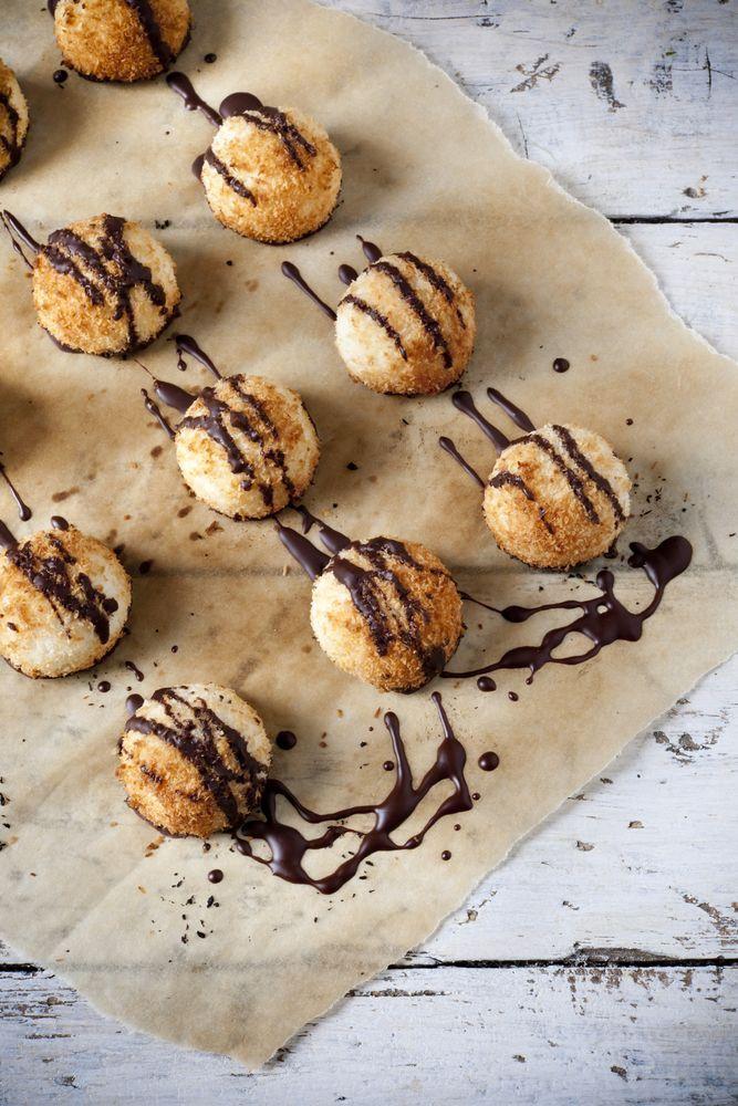 Kokosové koláčiky