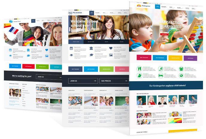 #school #university #kindergarten #accessibility-ready #WordPress #Theme