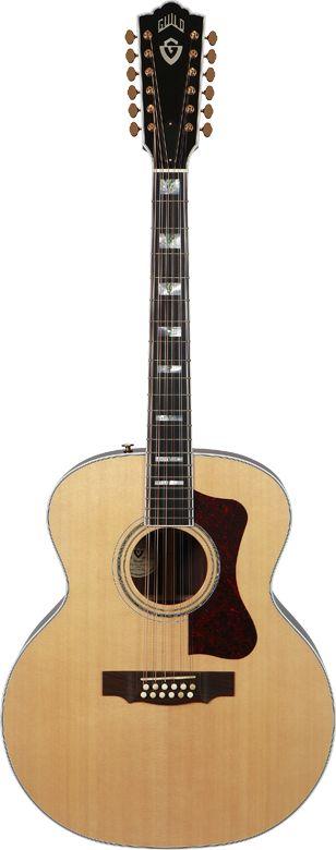 Guild F-412 Acoustic guitar