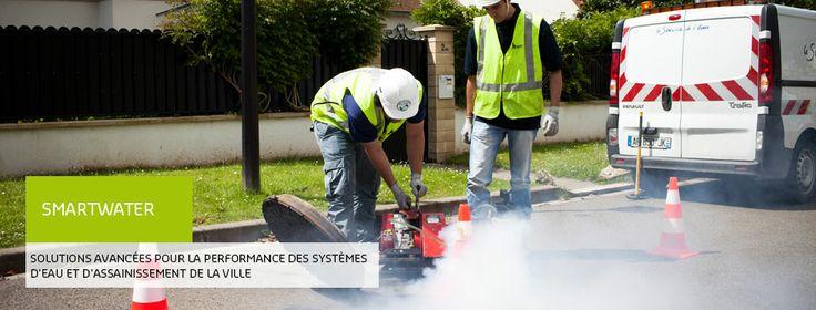 """TOP/COM Grands PRIX OR Section Digital Catégorie Audiovisuel Externe Lyonnaise des Eaux - Tulipes & Cie """"Smart Water"""""""