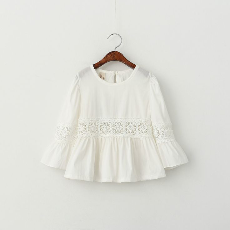 Check out the site: www.nadmart.com   http://www.nadmart.com/products/2016-new-children-trumpet-sleeve-waist-shirt-openwork-embroidery-baby-girl-spring-white-shirt/   Price: $US $13.00 & FREE Shipping Worldwide!   #onlineshopping #nadmartonline #shopnow #shoponline #buynow