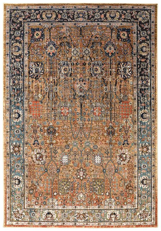 Festival Area Rug - Synthetic Rugs - Machine-made Rugs - Traditional Rugs - Transitional Rugs | HomeDecorators.com