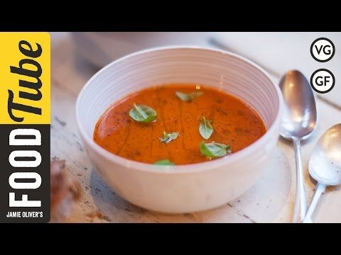 Homemade Tomato Soup | KerryAnn Dunlop - YouTube