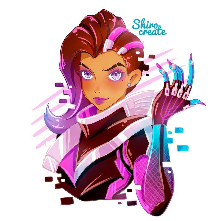 [Overwatch] Heroes Never Die! Bunny Girl Mercy - Inven