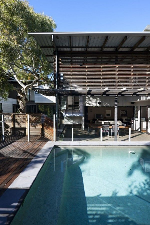 Marcus Beach House / BARK Design Architects