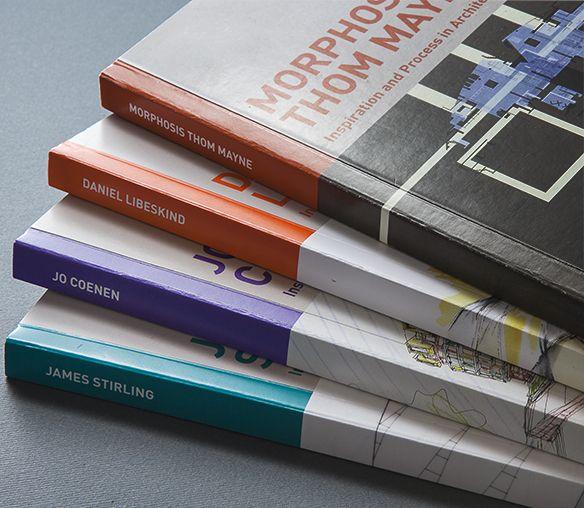 Inspiration and Process in Architecture: nuevos títulos de la serie
