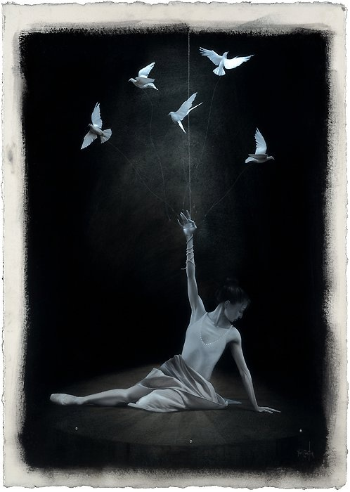 Tim Cantor's Selfless Ballerina