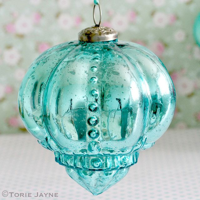 Extra large bauble by Torie Jayne