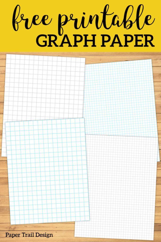 Free Printable Graph Paper Printable Graph Paper Graph Paper