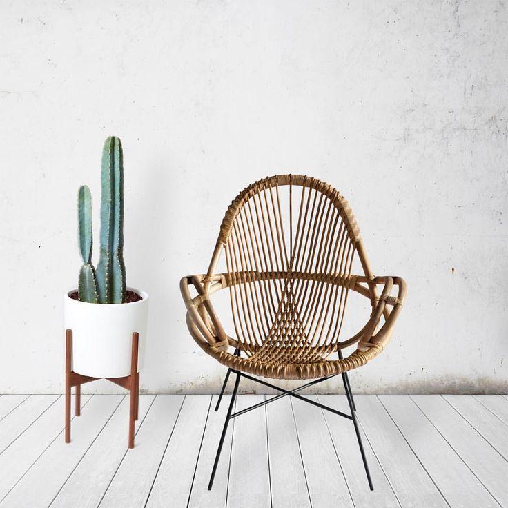 78 best ideas sobre sillas de mimbre en pinterest - Aticos en silla ...