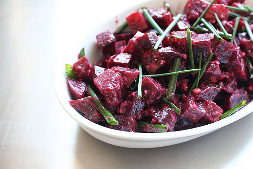 Beet Salad w/ Horseradish   by Lottie + Doof: Beets Salad Recipe, Healthy Salad, Horseradish Beets, Savory Recipe, Healthy Recipe, Food Recipe, Buttons Recipe, Delicious Food, Tasti Veggies