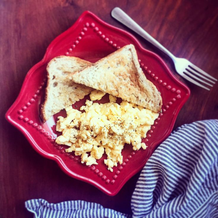 Best scrambled eggs recipe plus suggestions for kicking up the flavour.