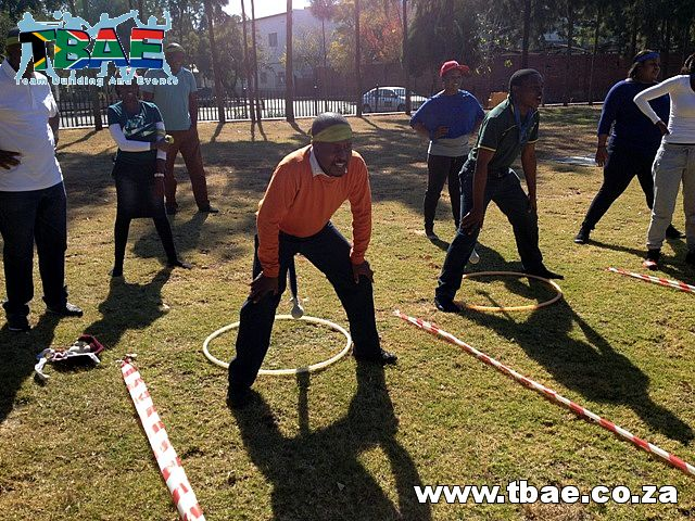 Old Mutual Hitting The Target Team Building Pretoria #TeamBuilding #OldMutual