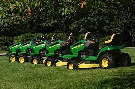 Wide Range Of Ride On Mowers At Estate Mowers