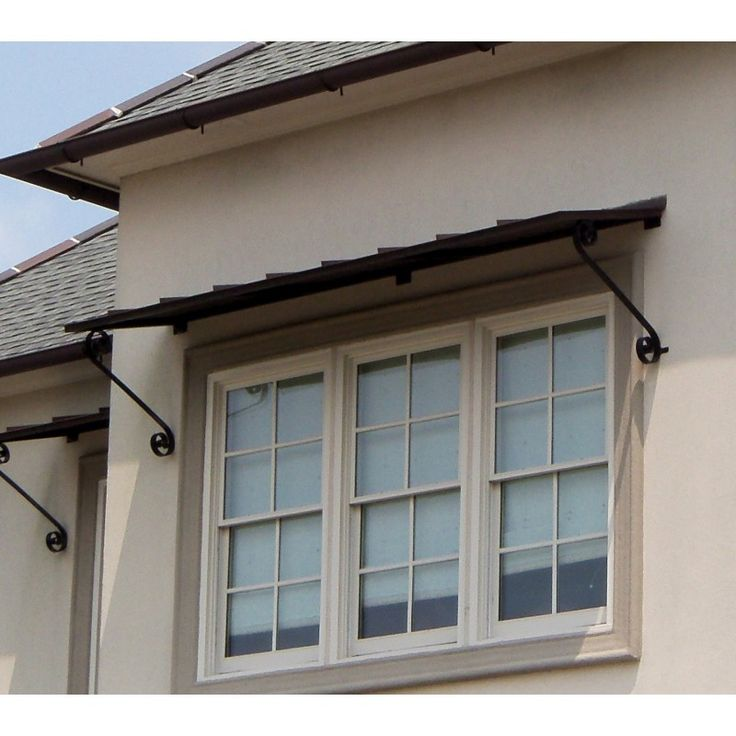 Metal Door Awnings For Homes : Best window awnings ideas on pinterest