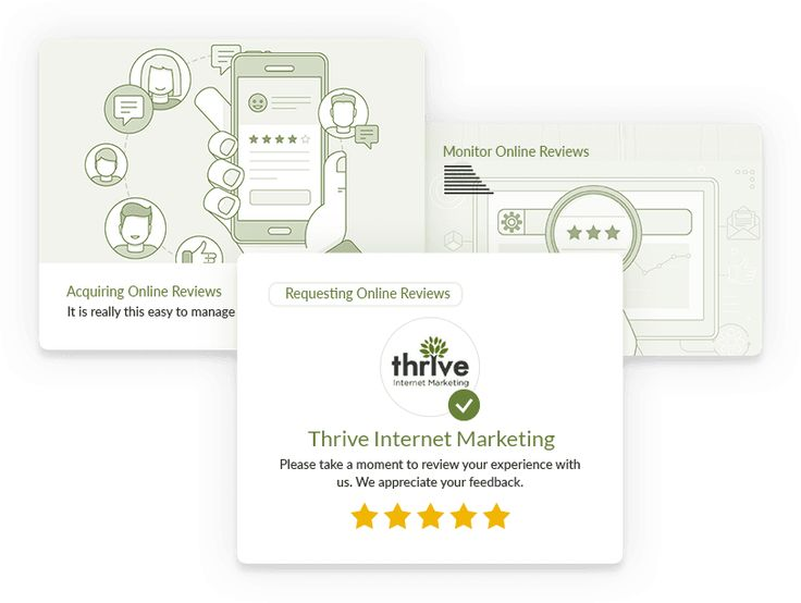 A reputation management platform that helps businesses monitor customer satisfaction, collect feedback and generate more positive online reviews.