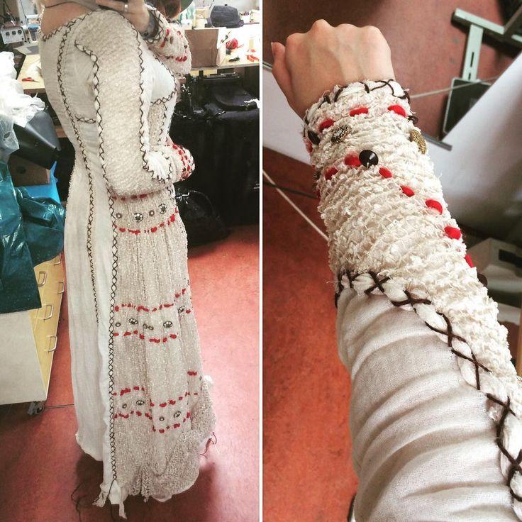 9 best Helga wedding dress costume images on Pinterest ...
