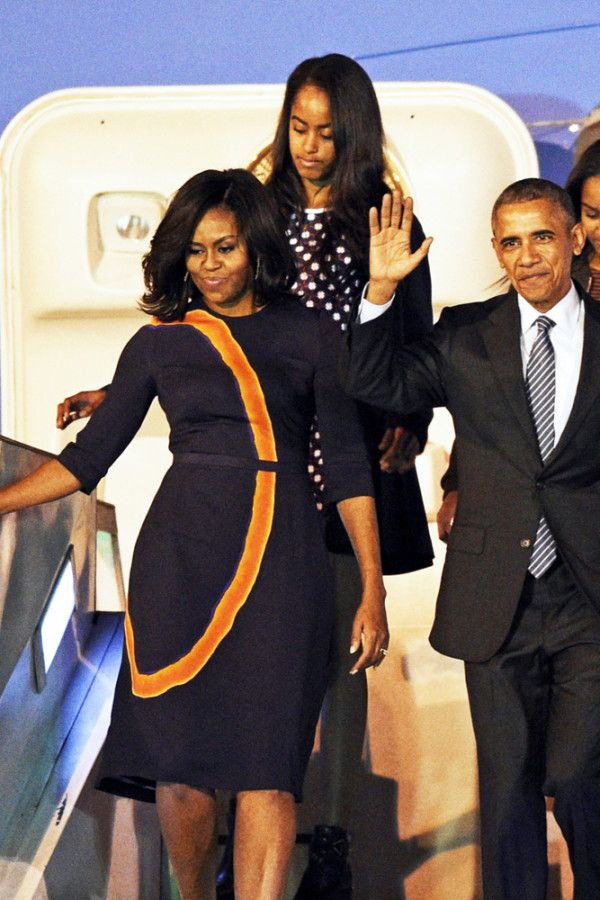 Michelle Obama Just Taught Us A Very Important Style Lesson | The Zoe Report