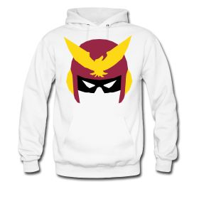 $45.00 Men's CAPTAIN FALCON Hoodie - All Sizes & Colors #captain #falcon #game #captainfalcon #head #face #mask #symbol #emblem #logo #sigil #helmet #kick #punch #quote #quotes #nintendo #supersmashbros #super #smash #supersmash #bros #character #characters #new #buy #toy #online #art #design #hoodie #mens #sweater #clothing #apparel #clothes #gift #poster #wallpaper #shipping #worldwide