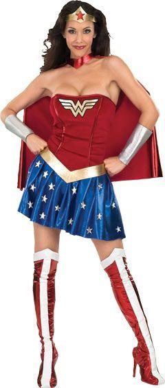 Disfraz Wonder Woman