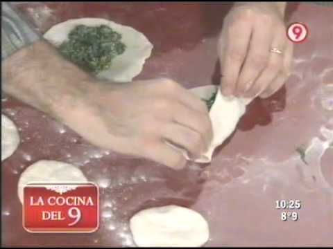 Empanadas Arabes - 4 de 4 - Ariel Rodriguez Palacios - YouTube